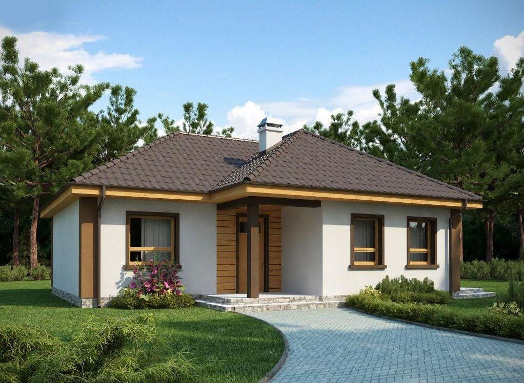 Красивые небольшие дома фото